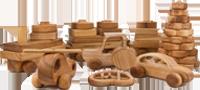 Интернет магазин Игрушка - игрушки из дерева от производителя
